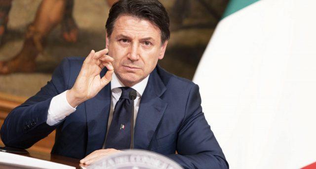 Frase choc del premier Giuseppe Conte all'ultima conferenza stampa di sabato sera, citando il