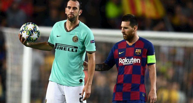 L'attaccante argentino del Barcellona si vocifera che potrebbe lasciare i blaugrana e a Milano c'è eccitazione per la notizia che il padre cerca casa in Italia.