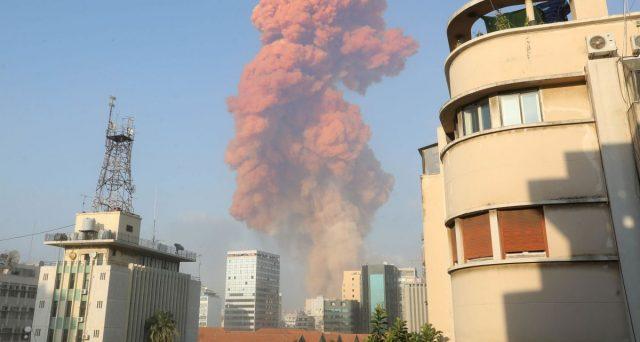 Due potentissime esplosioni a Beirut, capitale del Libano, hanno provocato ieri oltre 70 morti e diverse migliaia di feriti. Le ipotesi spaziano dal tragico incidente a un attentato terroristico.