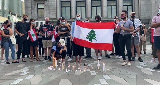 Anche il presidente francese Emmanuel Macron, in visita a Beirut, ha confermato la sensazione che la comunità internazionale non soccorrerà subito il Libano.