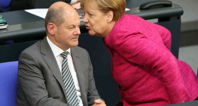 Il bilancio tedesco abbandona anche per l'anno prossimo la regola dello