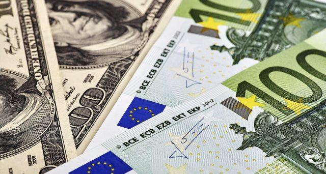 La moneta unica si è allontanata parecchio dalla soglia di 1,20 contro il biglietto verde, toccata a inizio settembre. E ci spiega l'andamento anche il greggio e il metallo.