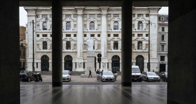 Borsa Italiana specchio del declino nazionale