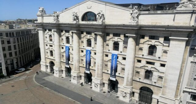 Borsa Italiana in mani francesi
