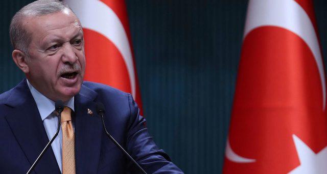 L'ira di Erdogan affossa la lira turca
