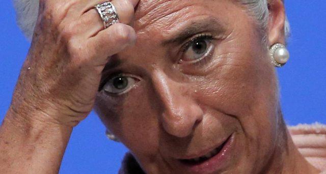 Lagarde teme l'italianizzazione della Francia