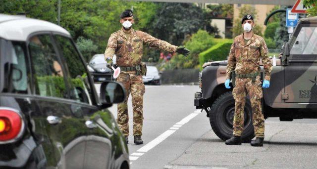 Cresce il rischio lockdown anche in Italia
