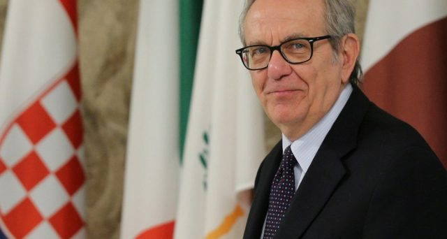 Padoan nuovo presidente Unicredit