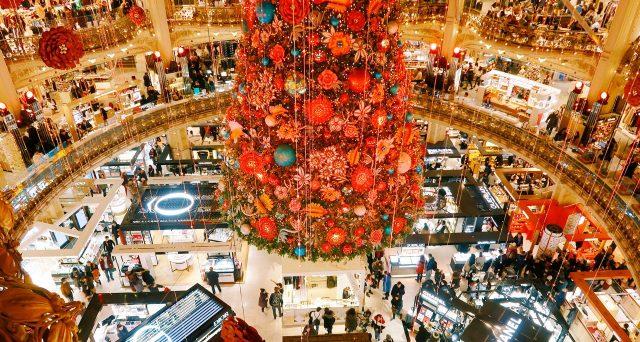 Lo shopping di Natale fa rischiare subito la terza ondata