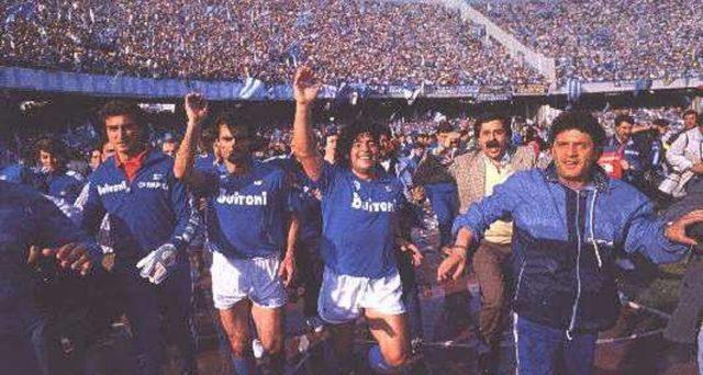 Gli stipendi di Maradona non erano paragonabili a quelli di oggi