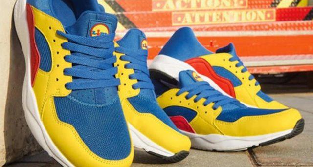 Codacons contro i prezzi esorbitanti delle scarpe Lidl rivendute online