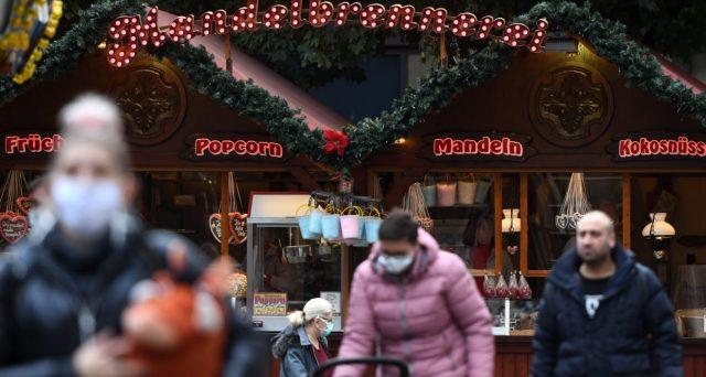 Dicembre nero per il Covid in Germania