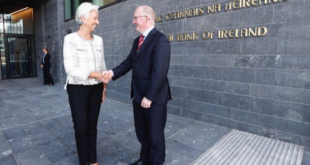 Lagarde (BCE) sotto accusa sulle chiamate private del suo capo-economista con alcuni investitori