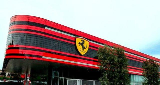 Ferrari bonus