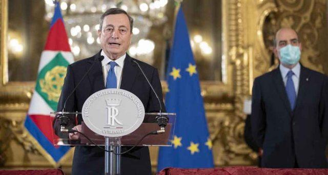 La marcia di Draghi verso Palazzo Chigi