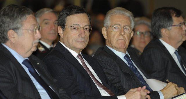 Governo Draghi come Monti?