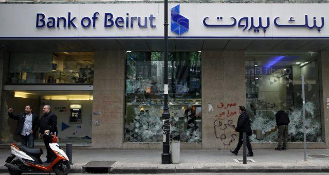 La crisi infinita del Libano