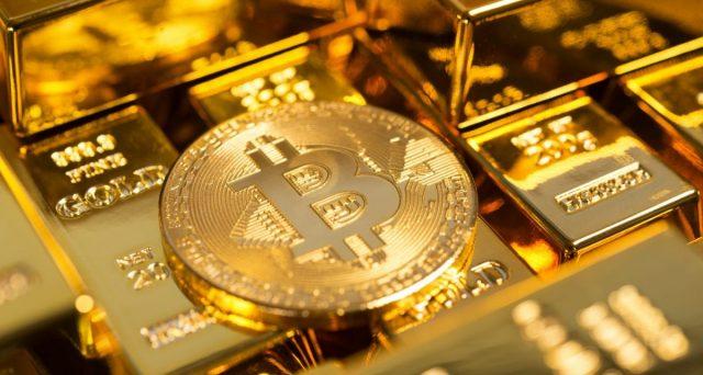Bitcoin, oro e argento