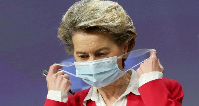 Commissione von der Leyen sotto attacco sui vaccini