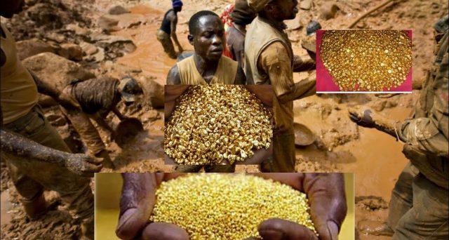 Cosa significa la scoperta di oro nella Repubblica Democratica del Congo