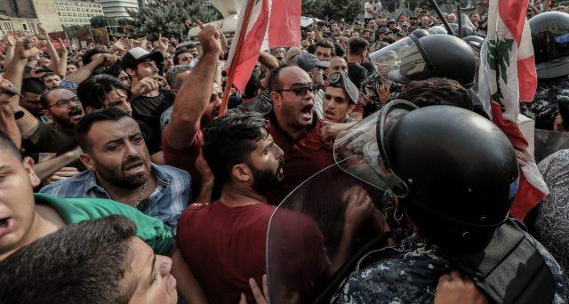 Libano, monta la miseria