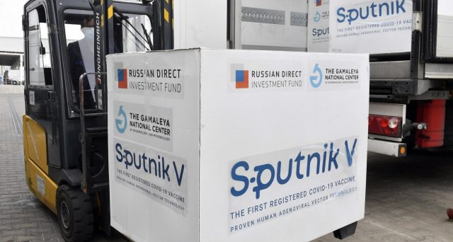 L'Italia produrrà il vaccino Sputnik
