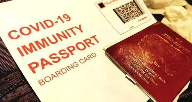 Cos'è il passaporto vaccinale