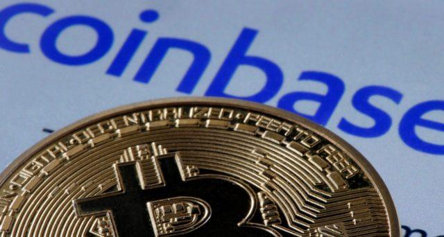 IPO di Coinbase, azioni a +31%