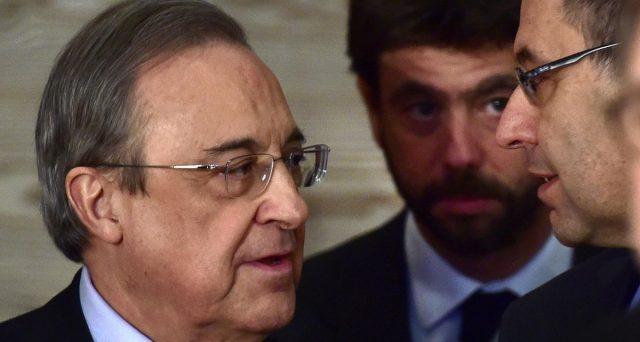 Fallimento di Superlega e colpo gobbo alla Juve