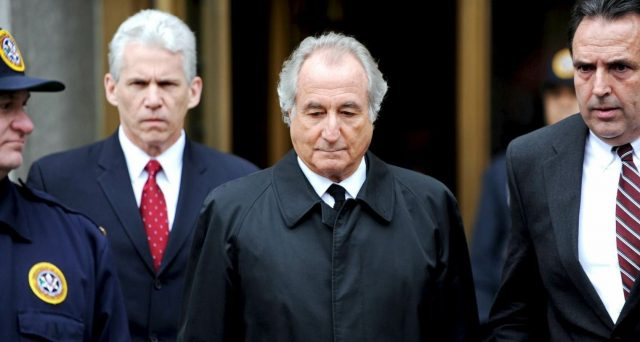 Come funzionava lo schema Ponzi di Madoff