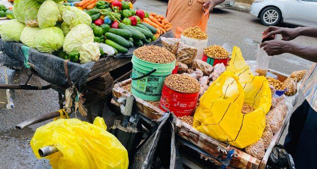 Prezzi alimentari in rialzo drastico
