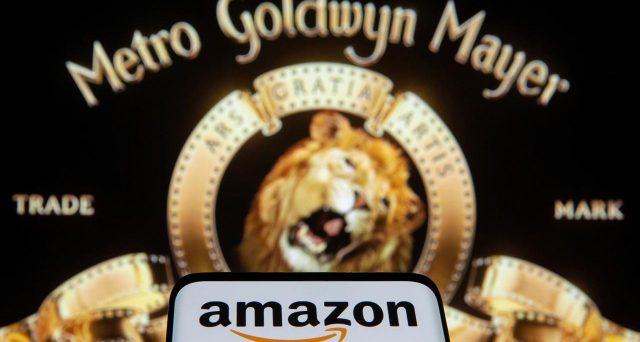 Amazon (AMZN) ha appena annunciato di aver siglato un accordo per acquistare lo studio di Hollywood MGM per $ 8,45 miliardi.