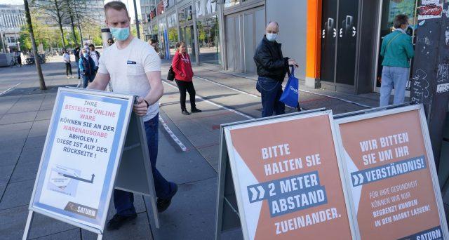Inflazione in Germania verso il 4%