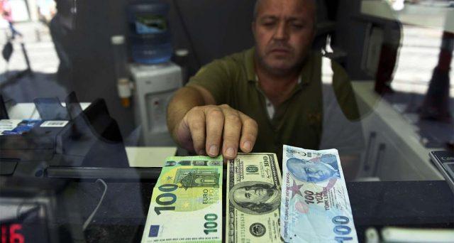 Lira turca a -13% in un mese e mezzo