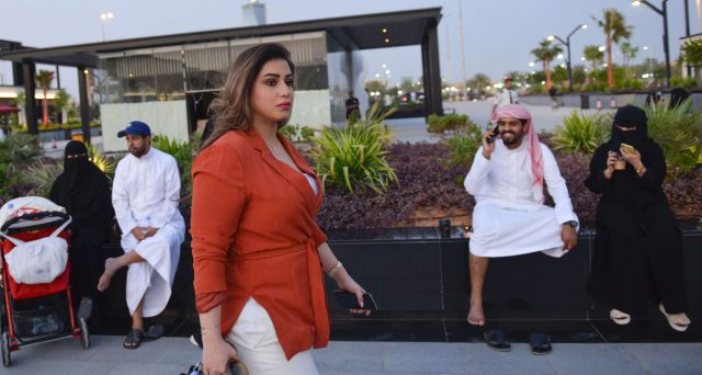 Occupazione femminile in forte crescita nel regno saudita