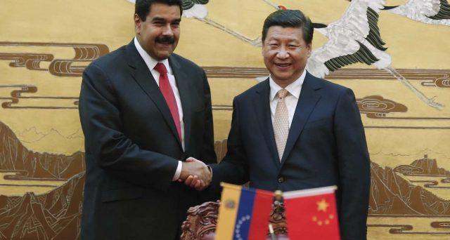 La Cina rischia di far saltare i conti nel Venezuela
