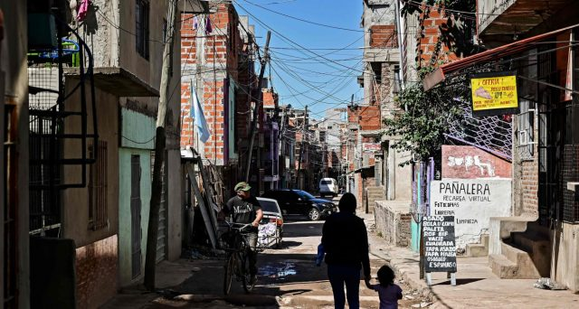 Crisi argentina, economia al collasso