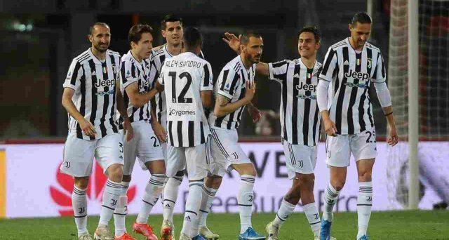 Il crollo delle azioni Juventus