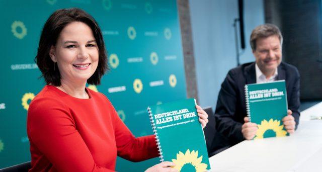 Precipitano i Verdi in Germania