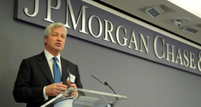 Jp Morgan, Jamie Dimon