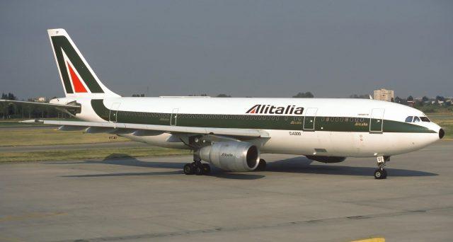 Altra cassa integrazione per Alitalia