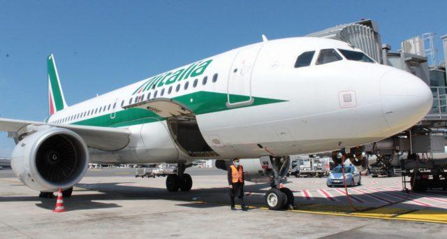 ITA nasce il 15 ottobre al posto di Alitalia