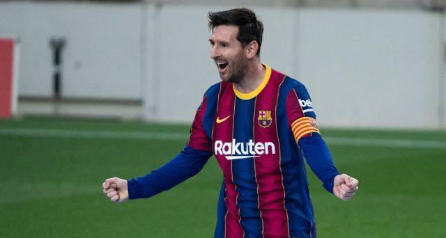 Rinnovo del contratto di Messi al Barcellona