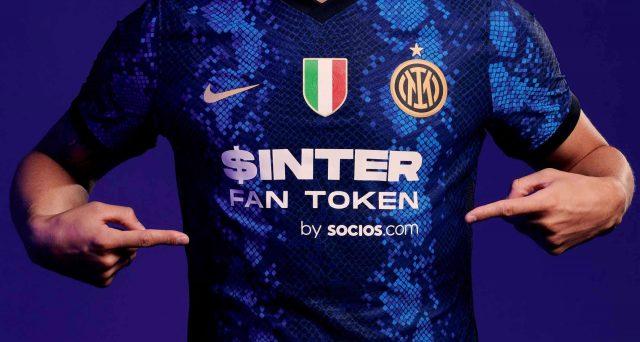 $Inter, Fan Token per partecipare alla vita del club nerazzurro