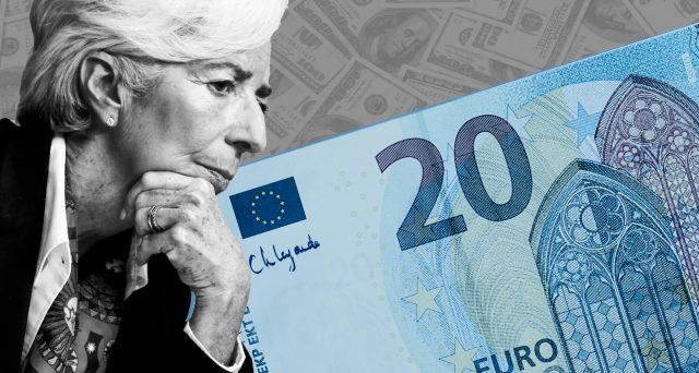 La BCE rivede il target d'inflazione