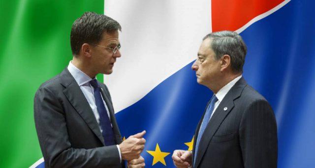 Debito Italia e Olanda