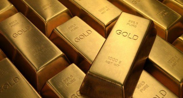Prezzo dell'oro sempre sotto i livelli di apertura 2021