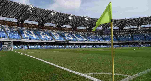 Riapertura degli stadi ai soli tifosi con green pass