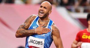 Jacobs medaglia d'oro