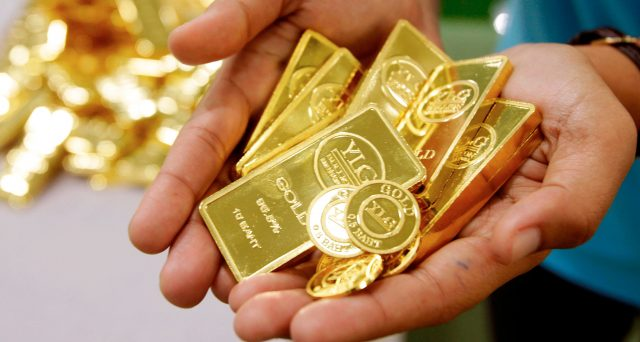 Investire in oro oggi?